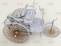 Benz Patent-Motorwagen 1886 (Vista 12)