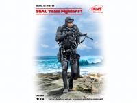 S.E.A.L. Team Fighter №1 (Vista 3)