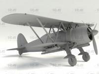 CR. 42 Falco, Italian Fighter (Vista 12)