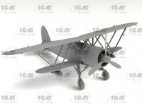 CR. 42AS, Italian Fighter-Bomber (Vista 11)