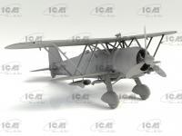 CR.42CN, WWII Italian Night Fighter (Vista 9)