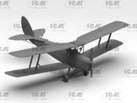 D.H. 82A Tiger Moth, British Training Aircraft (Vista 9)