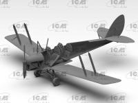 D.H. 82A Tiger Moth, British Training Aircraft (Vista 11)