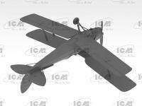 D.H. 82A Tiger Moth, British Training Aircraft (Vista 12)