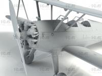 Stearman PT-13/N2S-2/5 Kaydet, American Training Aircraft (Vista 19)