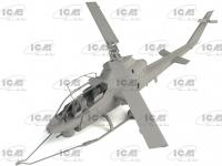 AH-1G Cobra (early production), US Attack Helicopter  (Vista 14)