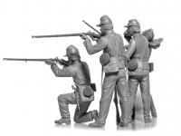 Infanteria de la Union Guerra Civil Americana (Vista 10)