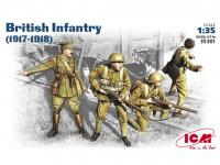 Infanteria Britanica 1917-18   (Vista 2)