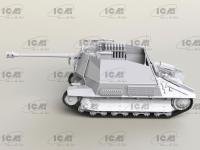 Marder I on FCM 36 base, WWII German Anti-Tank Self-Propelled Gun (Vista 11)