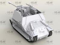 Marder I on FCM 36 base, WWII German Anti-Tank Self-Propelled Gun (Vista 12)