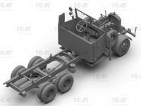 Typ LG3000, WWII German Army Truck (Vista 10)