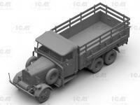 Typ LG3000, WWII German Army Truck (Vista 11)