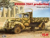 Camión alemán V3000S 1941  (Vista 6)