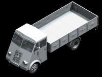 Lastkraftwagen 3,5 t AHN con conductores (Vista 8)