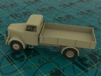 Camion Aleman Magirus S330 (Vista 12)