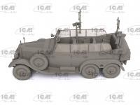 Tipo G4 Partisanenwagen con armamento (Vista 10)