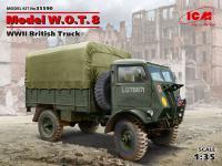 Model W.O.T. 8, WWII British Truck (Vista 6)
