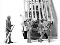 BM-13-16 on W.O.T. 8 chassis with Soviet Crew (Vista 7)