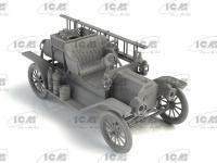 Camión de bomberos modelo T 1914 (Vista 11)