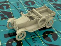 Model T 1917 LCP with Vickers MG, WWI ANZAC Car (Vista 11)