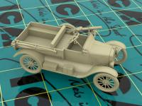 Model T 1917 LCP with Vickers MG, WWI ANZAC Car (Vista 12)