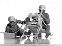 Equipo alemán MG08 MG  (Vista 14)