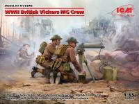 British Vickers MG Crew (Vista 8)