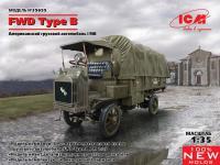 FWD Type B,  US Army Truck (Vista 9)