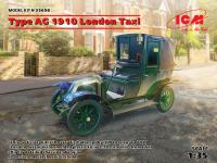 Type AG 1910 London Taxi (Vista 6)