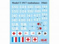 Model T 1917 Ambulancia (Vista 10)
