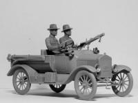 Model T 1917 LCP with ANZAC Crew (Vista 12)