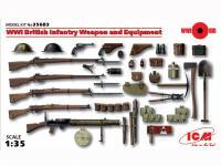 Armamento Infanteria Britanica WWI (Vista 2)