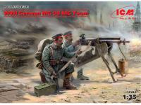 German MG08 MG Team (Vista 10)