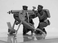 German MG08 MG Team (Vista 14)