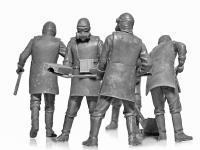 Chernobyl #3. Limpiadores de escombros (Vista 14)
