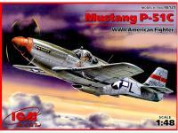 P-51C Mustang USAF (Vista 2)
