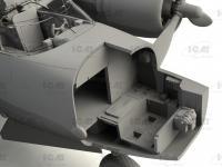 A-26C-15 Invader, WWII American Bomber (Vista 8)