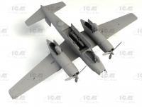 A-26C-15 Invader, WWII American Bomber (Vista 12)