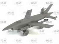 BQM-34A (Q-2C) Firebee with trailer (Vista 9)