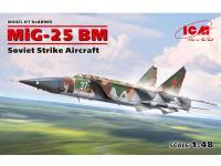 MiG-25 BM, Soviet Strike Aircraft (Vista 6)