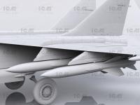 MiG-25 BM, Soviet Strike Aircraft (Vista 9)