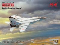 MiG-25PU, Soviet Training Aircraft (Vista 6)