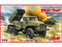 Lanzador de Misiles Multiple BM-21 (Vista 2)