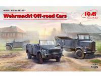 Coches todoterreno Wehrmacht (Vista 8)