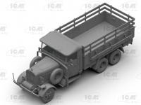 Camiones de la Wehrmacht 3 ejes (Vista 26)