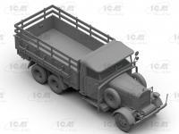 Camiones de la Wehrmacht 3 ejes (Vista 27)