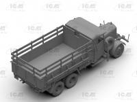 Camiones de la Wehrmacht 3 ejes (Vista 28)