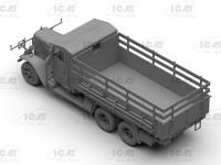 Camiones de la Wehrmacht 3 ejes (Vista 20)