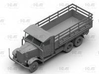 Camiones de la Wehrmacht 3 ejes (Vista 23)