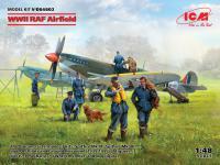 Pilotos RAF (Vista 2)